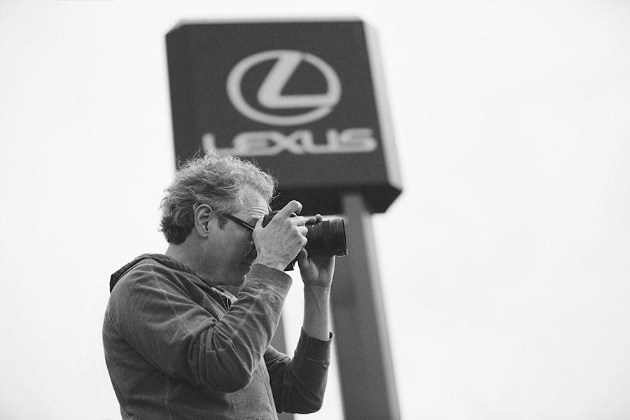 Lexus Photo Shoot